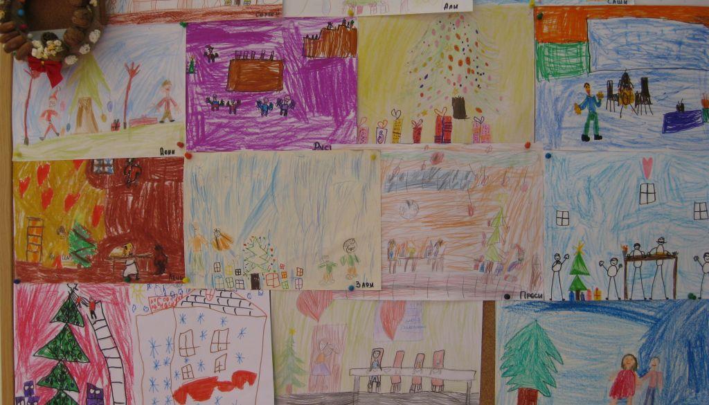 """Да нарисуваш """"Любов""""... - Начален учител Милена Борисова - Плевен"""