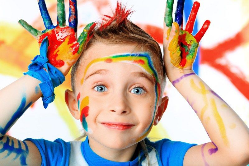 Рисуването и децата - Начален учител Милена Борисова - Плевен