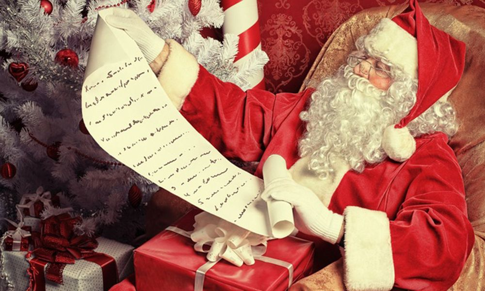 Получихме писмо от Дядо Коледа - Начален учител Милена Борисова - Плевен