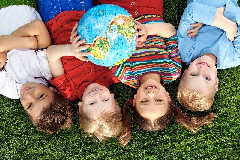 Планетата Земя- предложение за по- лесно обобщение - Начален учител Милена Борисова - Плевен